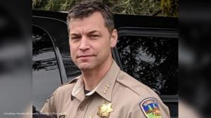 Humbolt County, CA Sheriff William Honsal