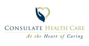 Consulate Health Care Logo - Skilled Nursing - Longterm care - leading national provider of senior healthcare services