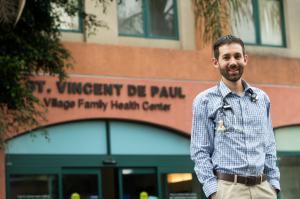 Dr. Jeffrey Norris, Medical Director at Father Joe's Villages