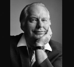 L. Ron Hubbard, author of the best selling book Dianetics:  The Modern Science of Mental Health.