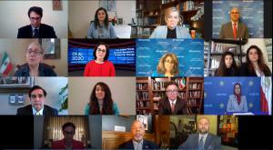 OIAC 2020 Virtual Conference on Iran, May 21, 2020