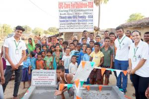 Care For Children International, Inc. - 200th Fresh Water Well Inauguration