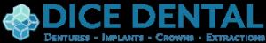 Logo for DICE Dental, Springfield dentist