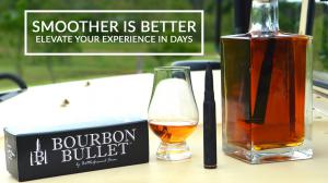 The Bourbon Bullet - Smoother Whiskey in Days