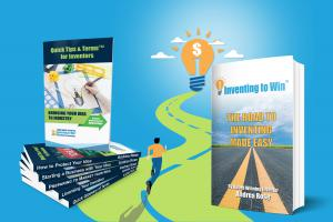 Quick Tips & Terms For Inventors™ Six-Book Series & Inventing to Win™ Book By Award Winning Inventor & Acclaimed Entrepreneur Andrea Rose