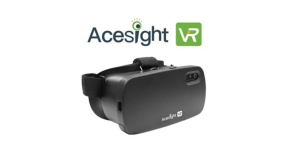 Acesight VR wearable tech for low vision