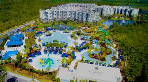 The Grove Resort & Water Park, el cual  esta a menos de 10 kilómetros de Walt Disney World en Orlando, es ideal para inversores buscando crecer su patrimonio