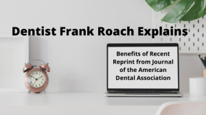 Dentist George Frank Roach