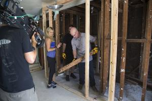 Cederquist appeared on several seasons working with Tarek El Moussa and Christina Anstead, where he remodeled some of the worst-case scenarios for the show.
