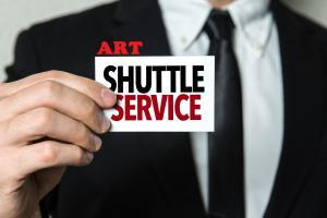 Art shuttle service