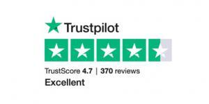 TrustPilot Excellent Score for Bonzah.com