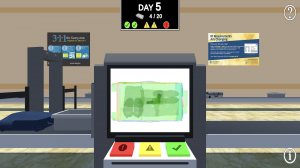 Baggage Screening Challenge screenshot