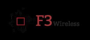 F3 Wireless logo