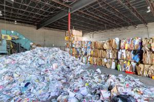 Waste Paper Recycling Market
