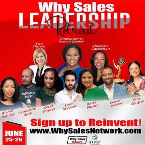 Why Sales Leadership Panelists