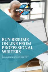 CraftResumes resume writing service