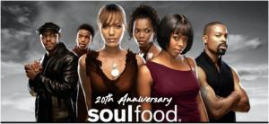 The cast of SOUL FOOD (the series) join host and series showrunner Felicia D. Henderson for the official 20th anniversary of the show's premiere with Zoom Event Open to Fans.   Organizers will use the platform as a fundraiser for the mother of Trayvon Mar