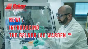 Belnor IAQ Warden(TM), indoor air quality sensor, tvoc sensor, gas sensor, temperature sensor, humidity sensor, indoor air quality sensor suite, indoor air quality