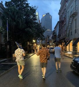Matthew Muller New Orleans