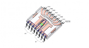 ACEINNA's isolated current sensor product family is based on an AMR technology that enables industry leading accuracy, bandwidth and step response in a simple, cost effective single-chip form factor.