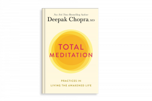 Total Meditation by Deepak Chopra