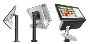clientron PSL540 self-scanning checkout system
