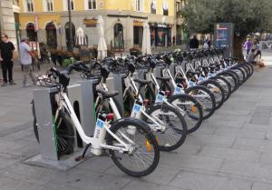 E-Bike Sharing Market