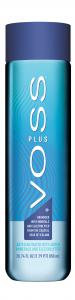VOSS Plus offers active consumers benefits beyond hydration