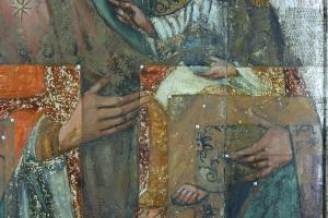 Icon restoration