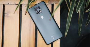 ID Quantique-Vinsmart_'Vsmart Aris 5G' smartphone equipped with the Quantis QRNG chip