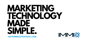 Marketing Technology Made Simple Graphic