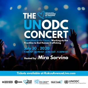 A.R.Rahman, The Smurfs, Rukus Avenue all team up with the UNODC!