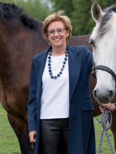 Griet Nuytinck, Anacura together with horses