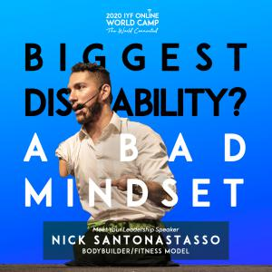 Nick Santonastasso, Global Keynote Speaker