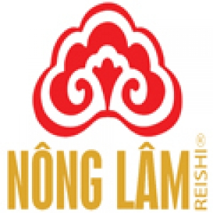 Logo Linh Chi Nong Lam  - Reputable brand to produce health support products in Vietnam