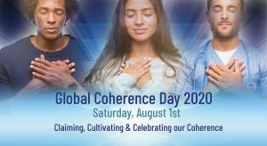 Global Coherence Day 2020,  August 1st
