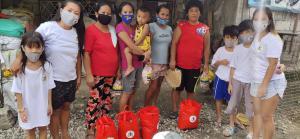CFCII Philippine Food Drive