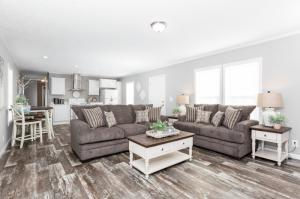The Meadows Manufactured Home Living Room Photo
