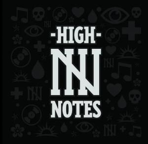 High Notes Podcast Logo