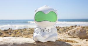 Good Luck Yogi Meditation Device At the Beach