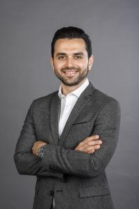 Arman Köklü, GE Project Manager in Europe, Africa & Middle East region