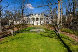 Items from the Atlanta estate known as White Oaks, featuring decorative arts from high-end retailers and world-class auctions, is slated for September 12th and 13th.