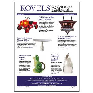 Kovels On Antiques & Collectibles August 2020
