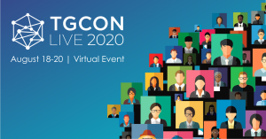TGCon Live 2020 kicks off today