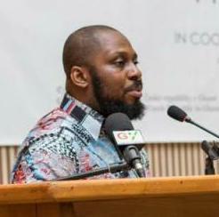 Christopher Rockson, CEO Orange Healthcare Ghana
