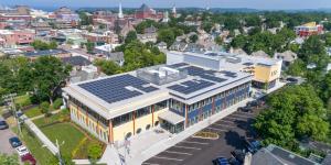 Greater Burlington YMCA's new solar array