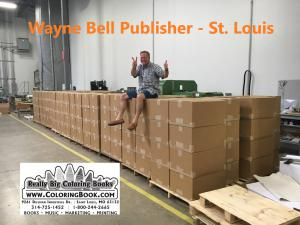 Publisher Wayne Bell