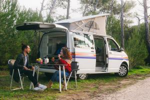 Hire a campervan