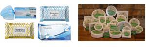 TrueChoicePack's brands- Progress and BioGreenChoice