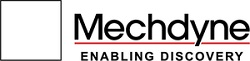 Logo for Mechdyne Mission Critical Control Rooms